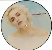 "THE LOOK OF LOVE - UK 12"" PICTURE DISC (W8115TP)"